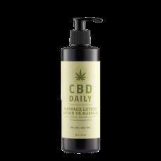 CBD Daily Massage Lotion